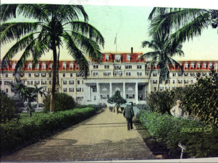 Miami Hotels Royal Palm Hotel
