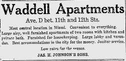 Waddell Apartments