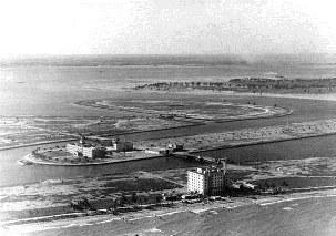 Allison Hospital in 1926