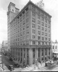 First National Bank in 1926