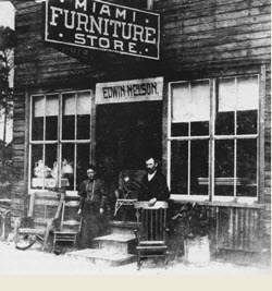 Nelson Furniture in 1898