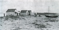 Coconut Plantation housing in 1880s