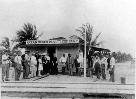 Ocean Beach Realty Company where Miami Beach was Incorporated