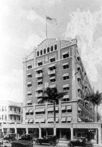 Ponce de Leon Hotel in 1924