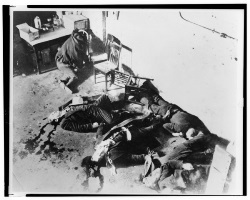 St. Valentines Day Massacre in 1929