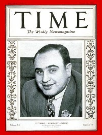 Time Magazine Cover in March of 1930.