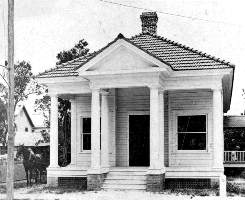Jackson Office in 1905