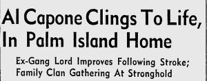 Miami News Headline on January 22nd, 1947
