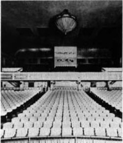 Interior of Capitol Theatre in 1926