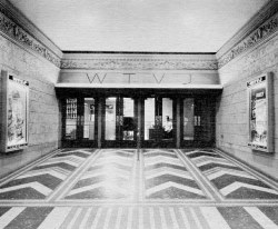 Entrance to WTVJ
