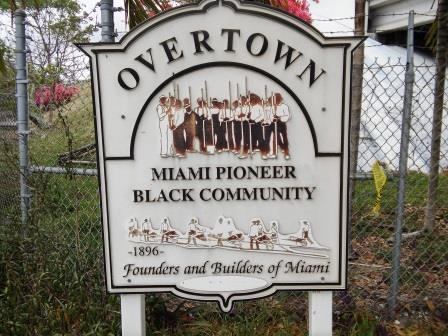Overtown Sign