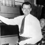 George Smathers casting vote in 1950