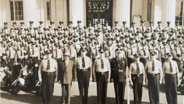 Miami Police Department in 1950