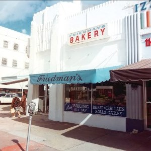 Friedman's Bakery on Washington Ave in the late 1970s by Andy Sweet