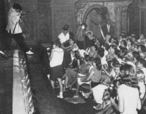 Elvis performs at historic Olympia Theater