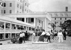 Guests at Royal Palm in 1899
