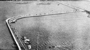 County Causeway Opens in 1920