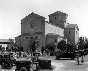 Saint Patrick Church Dedicated in 1929