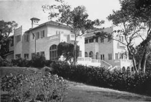 Villa Regina in 1919