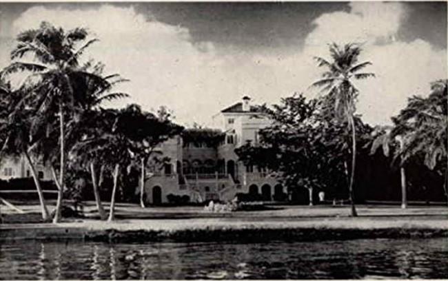 Villa Regina in 1940s