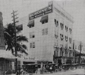 Burdines on Twelfth Street (Flagler) in 1910s