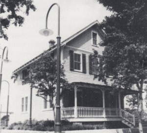Last Royal Palm Cottage in 1980