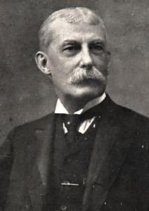 Portrait of Henry Flagler