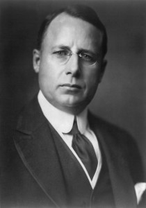 James M. Cox in 1920