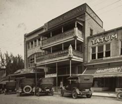 George Merrick's Office on Flagler Street