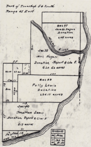 US Survey of Miami in 1825