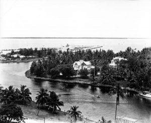 Burlingame Island in 1935
