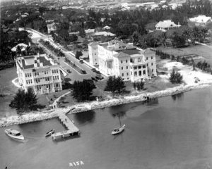 Brickell & Bulmer Apartments in 1940s
