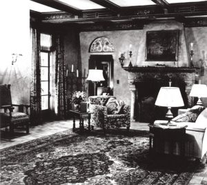 Interior of Santa Maria
