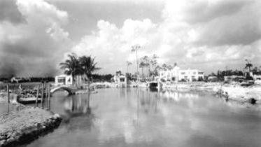 Venetian Pool in 1923