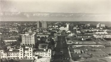 Looking North from Miami Daily News Tower in 1930