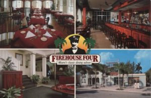 Firehouse Four in Brickell