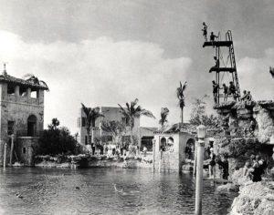 Venetian Pool in 1920s