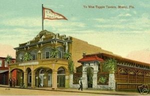Postcard of Ye Wee Tappie Tavern