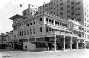 Elks Lodge in Downtown Miami in 1924