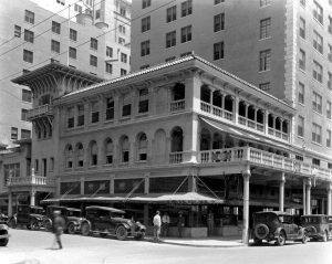 Elks Lodge Downtown in 1926