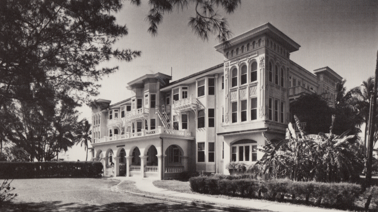 Brickell Apartments in 1956
