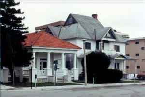 Dr. Jackson Office and Home in 1984