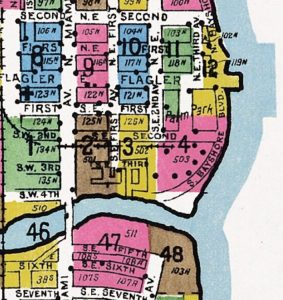 Sanborn Map in 1924.
