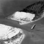 Baker's Haulover Inlet in 1926.