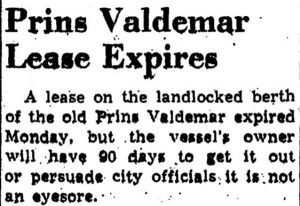 Article in Miami Herald on June 8, 1949