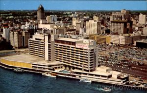 Dupont Plaza Hotel Postcard.