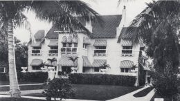 Fay home in 1916