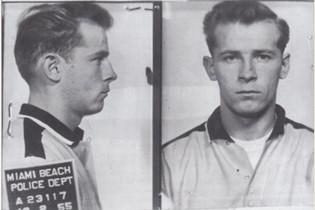 "James ""Whitey"" Bulger mug shot."