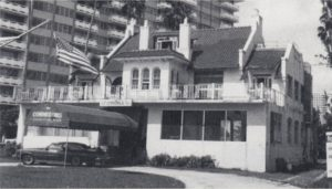 Commodore Club in 1970s