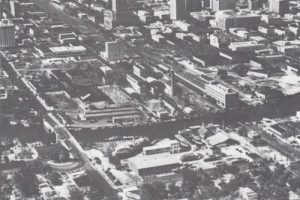 Aerial of MSC property in 1941.